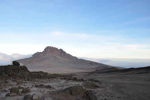 Kilimanjaro, Africa, Trekking, Nature, National Park