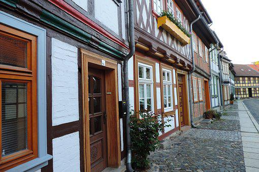 Wernigerode, Old Town