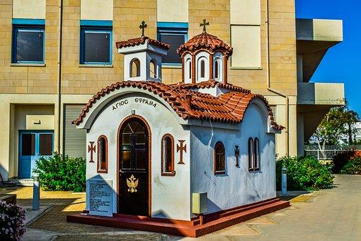 Church, Architecture, Orthodox, Religion, Christianity