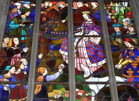 Stained Glass, Stained Glass Windows