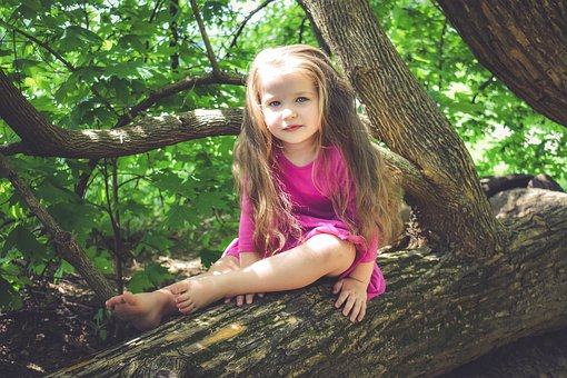 Beautiful, Child, Childhood, Girl, Summer, Outdoor
