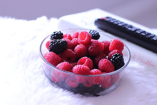 Bowl, Raspberry, Refreshment, Delicious, Sweet, Fruit
