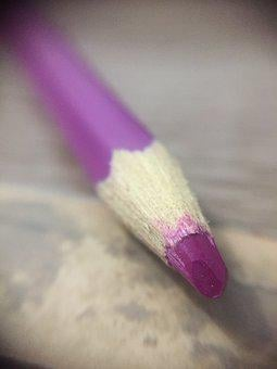 Pencil, Color, Pencil Tip, Colorful, Colors, Yellow