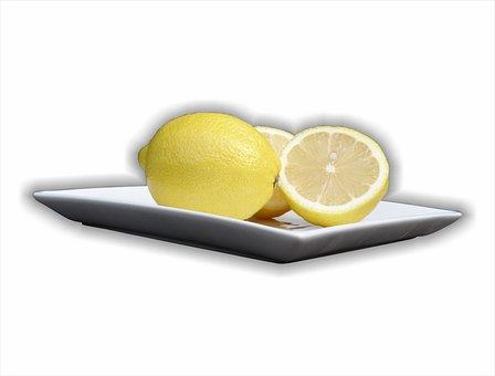 Lemons, Vitamins, Citrus Fruits, Tropical Fruit, Yellow