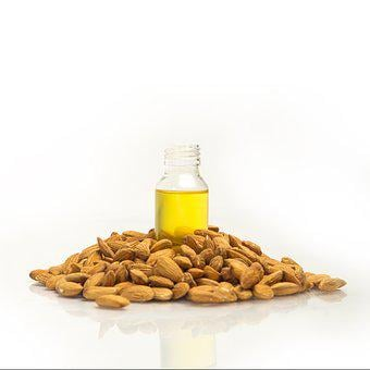 Almond, Almond Oil, Dry, Eat, Food, Fresh, Fruit, Group