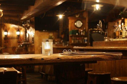 Bar, Pub, Cozy, Atmosphere, Tap, Restaurant, Counter