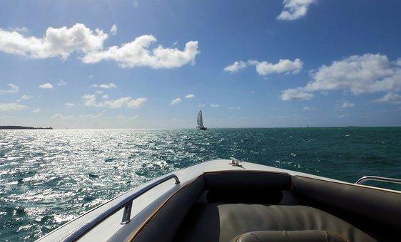Sailboat, Boat, Holidays, Cruise, Sea, Ocean, The Sun