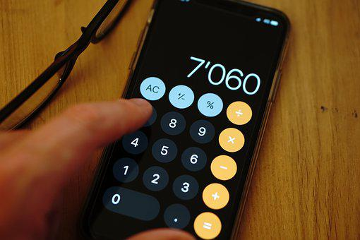 Calculator, Mobile Phone, Count, How To Calculate