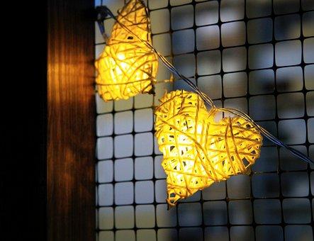 Heart, Ornament, Decoration