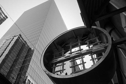 City, Chicago, Downtown, Cityscape, Architecture, Urban