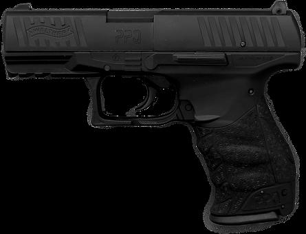 Pistol, Walther, Ppq, Co2, Weapon, Gun