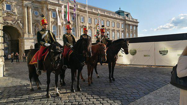 Hussars, Riders, Horse, Soldier, Outdoor, Europa