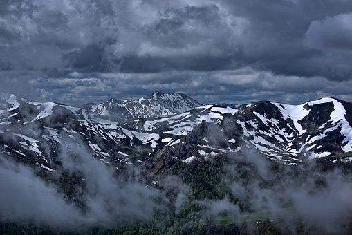 Landscape, Mountaineering