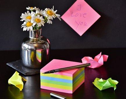 Paper, Block, Write, Note, Pen, Office, List