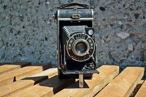 Camera, Retro, Photo, Old Camera, Monument