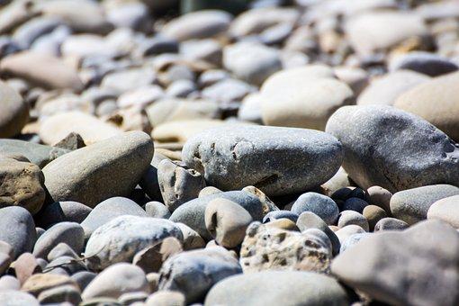 Stones, Pebble, River, Pebbles, Background, Nature