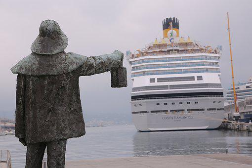 Ship, Sea, Porto, Boats, Water, Boat, Navigation