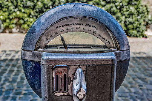Parking Meter, Clock, Transport, Traffic, Park, Auto