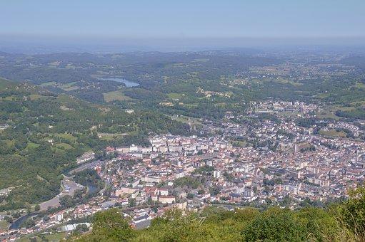 Village, Panorama, Landscape, Tourism, Summer, Town