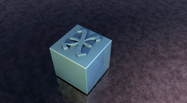 X, Alphabet, Letter, Capitals, Text, Cube, Shadow, Abc