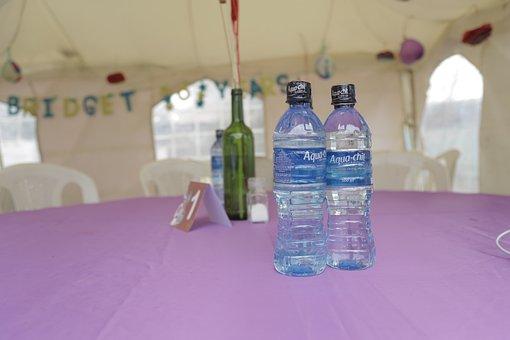 Water, Bottle, Bottled Water, Liquid, Drink