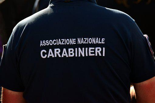 Carabinieri, Italy, Regulation, Military, Man, Move
