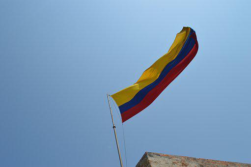 Colombia, Flag