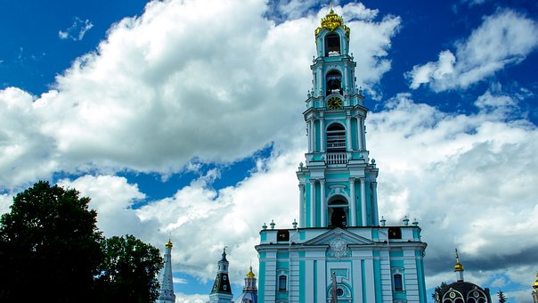 Dome, Cathedral, Architecture, Church, Cathedral Dome
