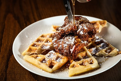 Foodies, Food, Waffles, Chicken And Waffles, Culinary