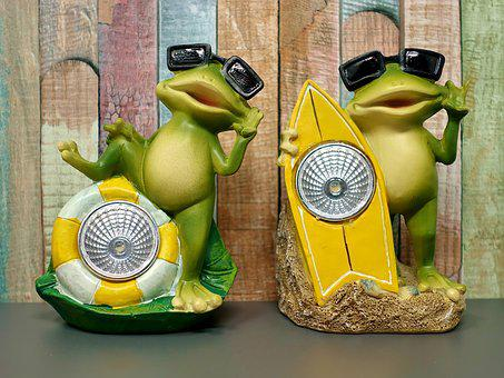 Holidays, Holiday, Frogs, Funny, Figures