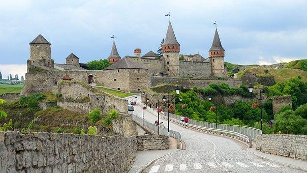 Kamyanets-podolsky, Castle, Architecture