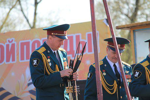 May Holidays, May 9, Victory Day, Soldiers