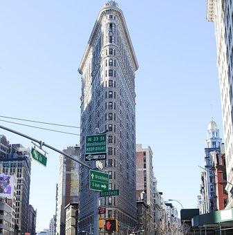 New York, Architecture, Skyscraper, Usa, Skyline