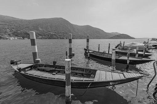 Boats, Exterior, Reflection, Boat, Marina, Remi