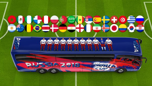 Football World Cup 2018, Football, Russia 2018, Russia