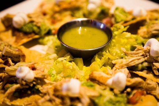 Food, Chips, Snack, Fried, Salt, Eating, Meal, Tortilla