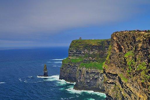 Ireland, The Burren Region In County Clare