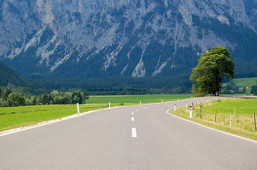 Road, Highway, Forest Road, Nature, Trees, Travel