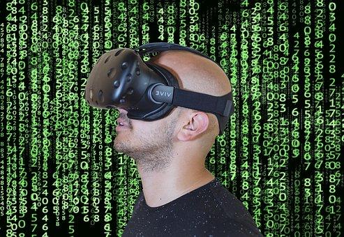 Virtual Reality, Vr, Headset, Glasses, Virtual, Reality