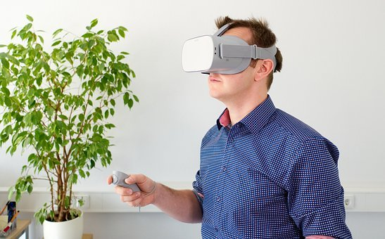 Vr, Virtual Reality, Glasses, Virtual World, Technology