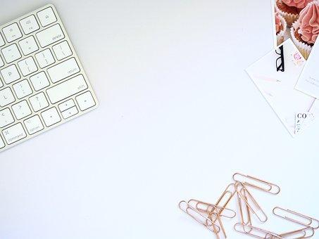 Work, Working, Workspace, Office, Stationary, Blog