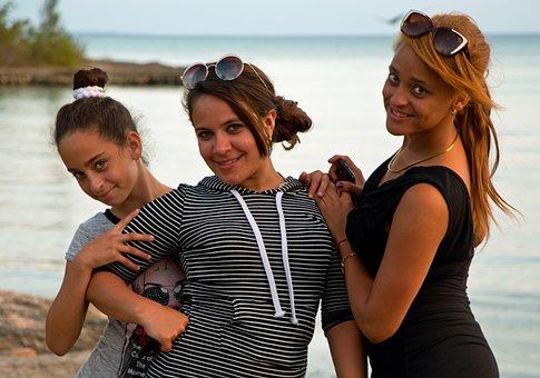 Girl, Girl Group, Youth Group, Girls, Women