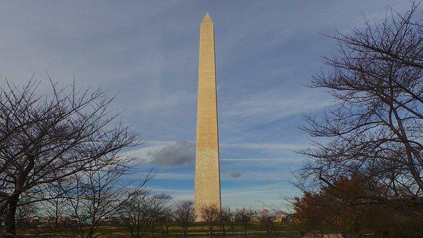 Washington Dc, Monument, Washington, Dc, America