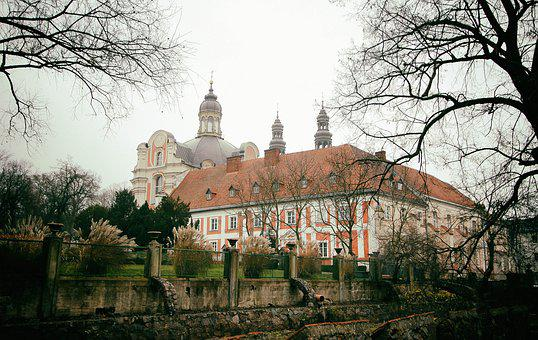 Building, Monastery, Old Building, Church, Monument