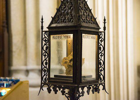 Relic, St Patrick's Cathedral, Church, Religion
