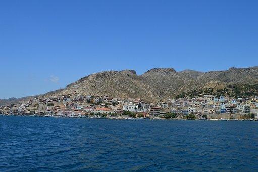 City, Island, Tourism, Travel, Architecture, Building