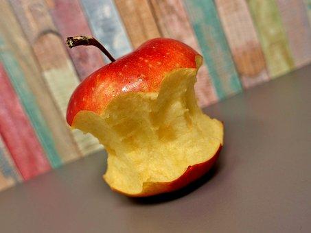 Apple, Eat, Fruit, Food, Healthy, Frisch, Vitamins