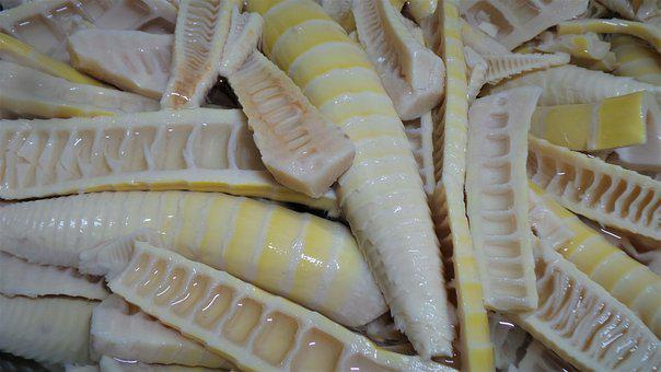 Well-being, Bamboo, Bamboo Shoots, Ingredients