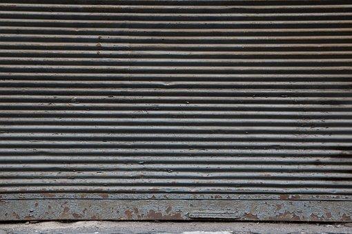 Texture, Metal, Rust, Panel