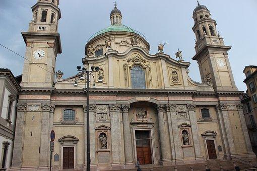 Milano, Milan, Church, Architecture